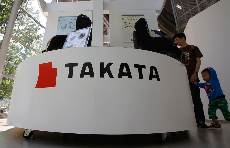 Подушки Takata стали первопричиной отзыва еще 2,7 млн машин