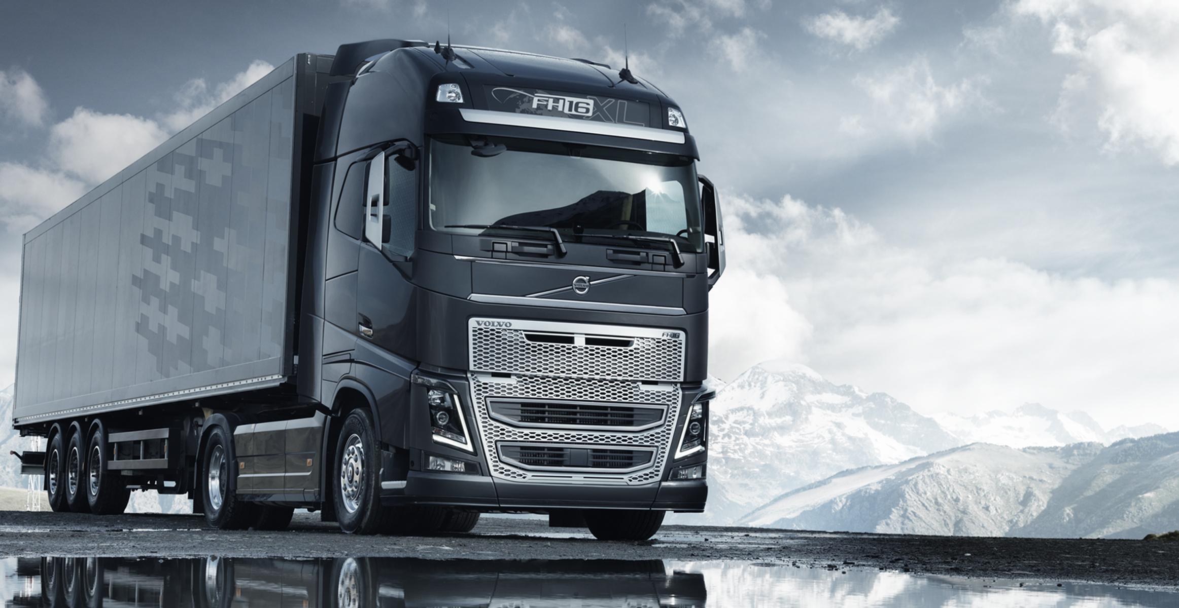 Названы самые популярные грузовые иномарки в России