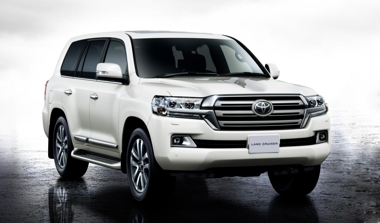 Toyota Land Cruiser возглавил самых долгослужащих авто