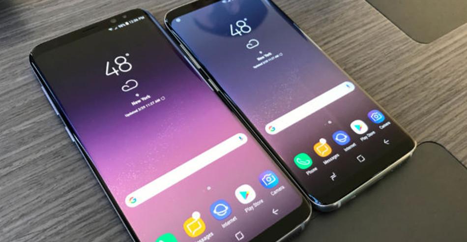 В России сильно подешевел смартфон Samsung Galaxy S8