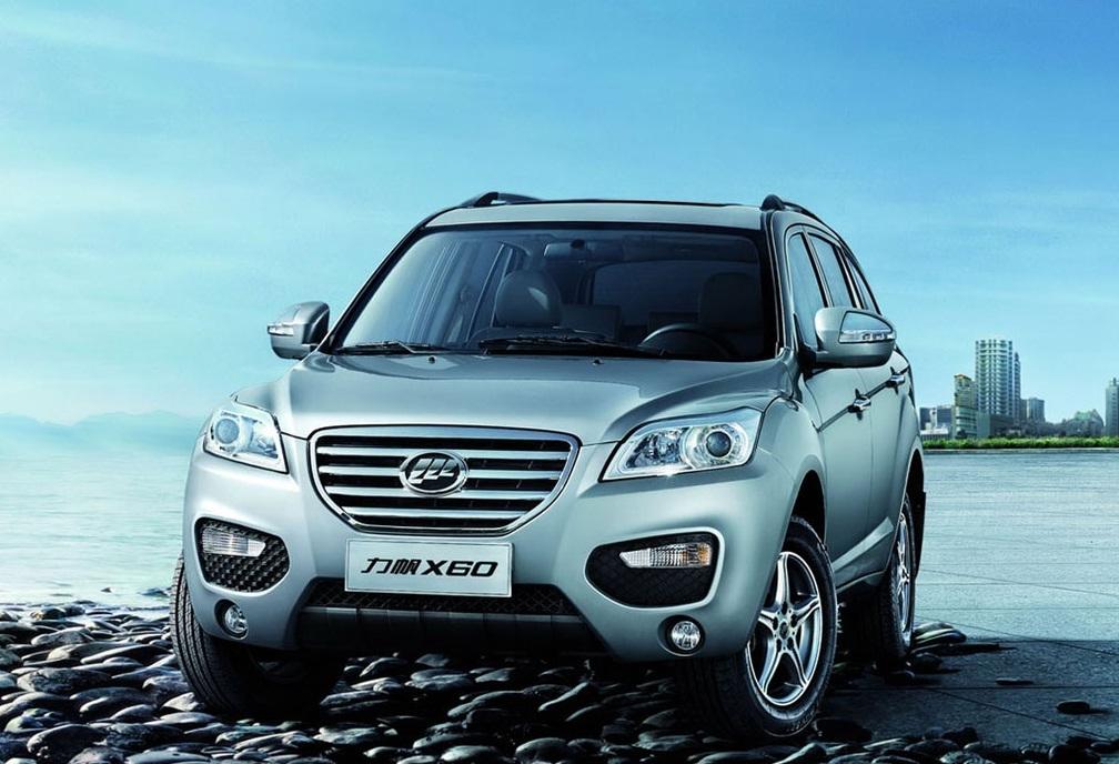 Продажи китайских машин вРФ увеличились на11%