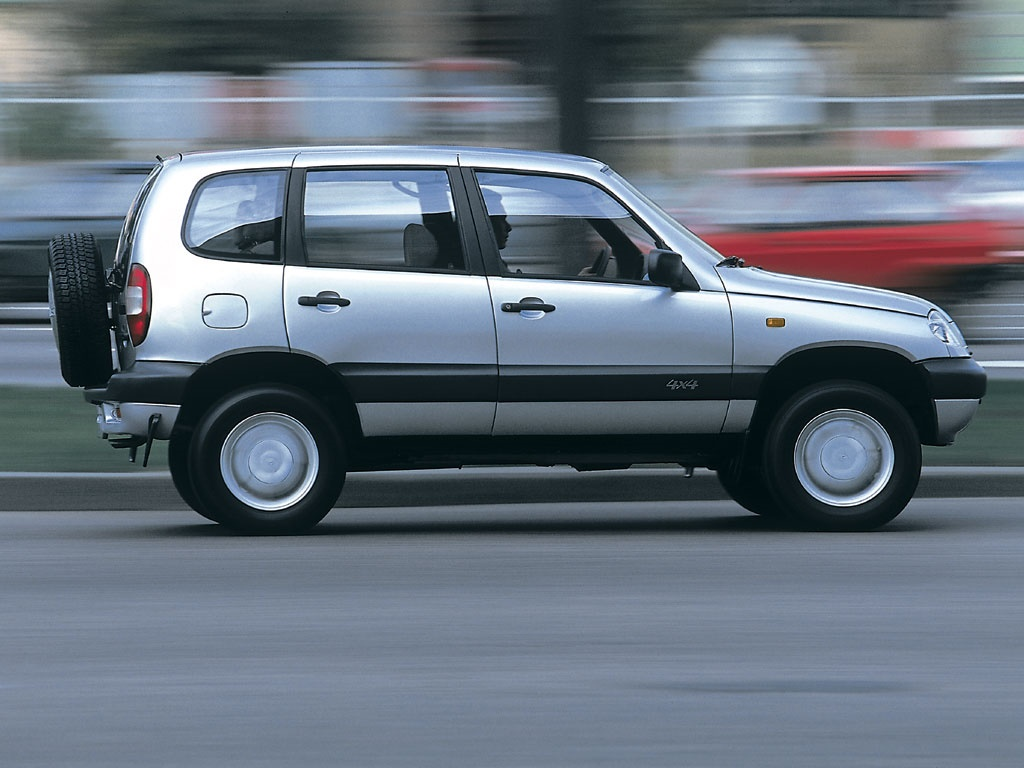 Насколько подорожали модели джипа Шевроле Niva сиюля?