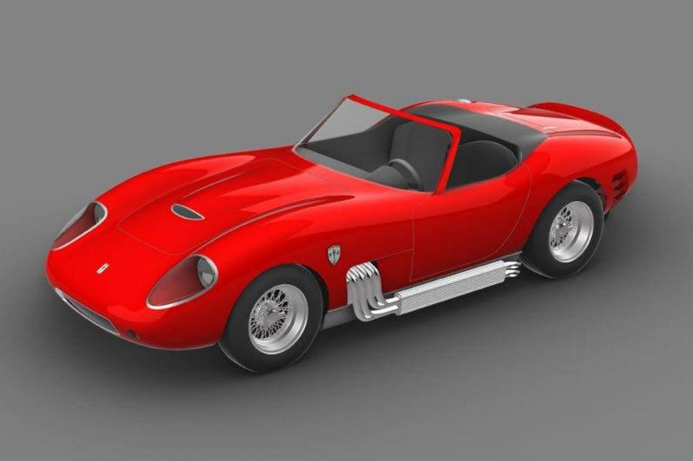 SCG анонсировала производство спорткара SCG006 вретро-стиле