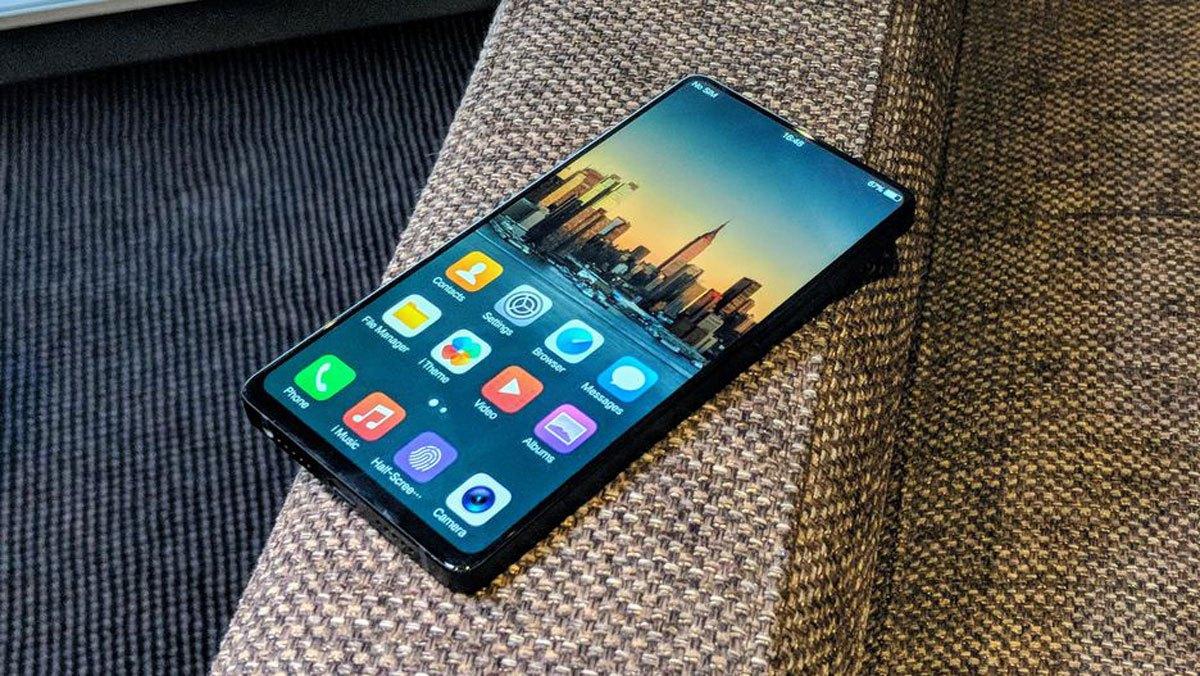 Объявлены дата выхода ицена инновационного телефона Vivo Nex в Российской Федерации