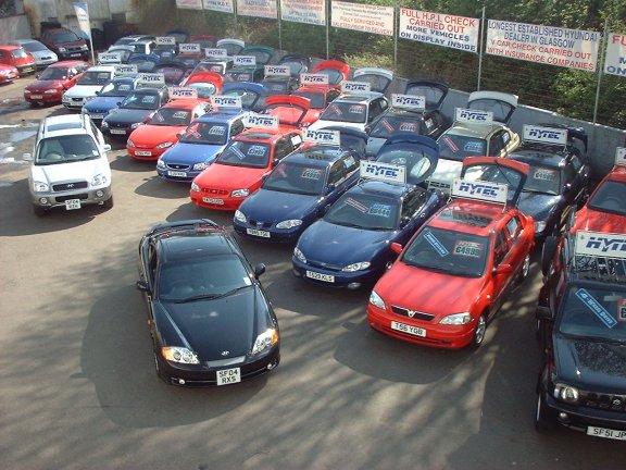 Кроссоверы обогнали автомобили B-класса в РФ по результатам первого полугодия
