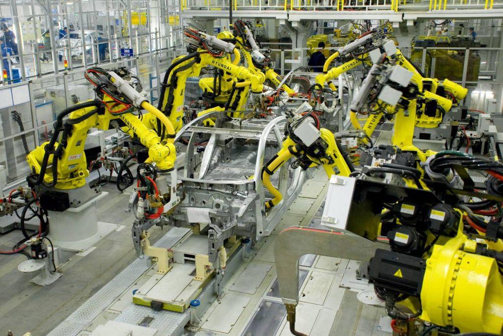Петербургские заводы заполгода увеличили производство натреть