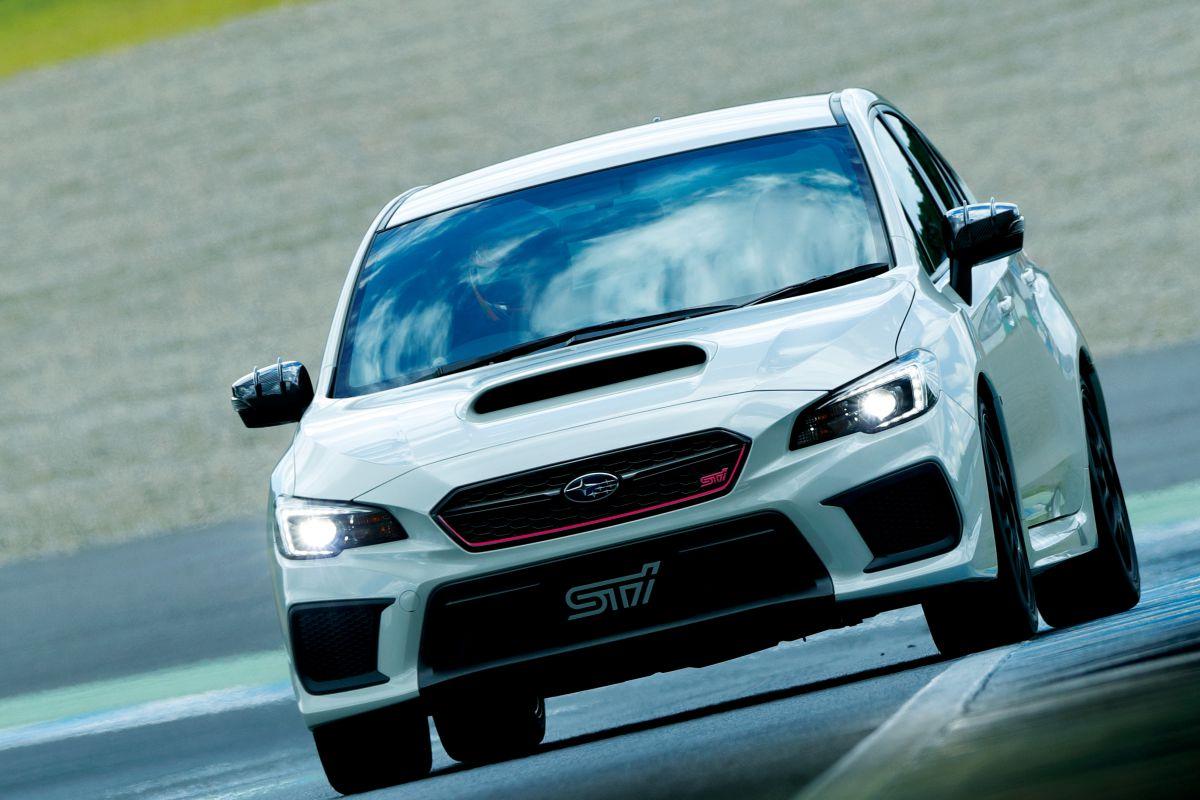 Субару готовится выпустить 500 лимитированных седанов WRX STI Type RA-R