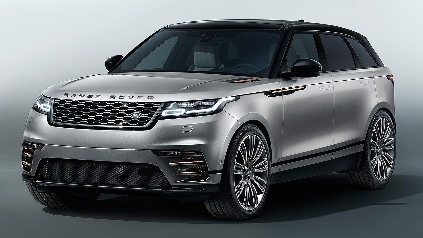 Range Rover Velar назван лучшим джипом года в Российской Федерации