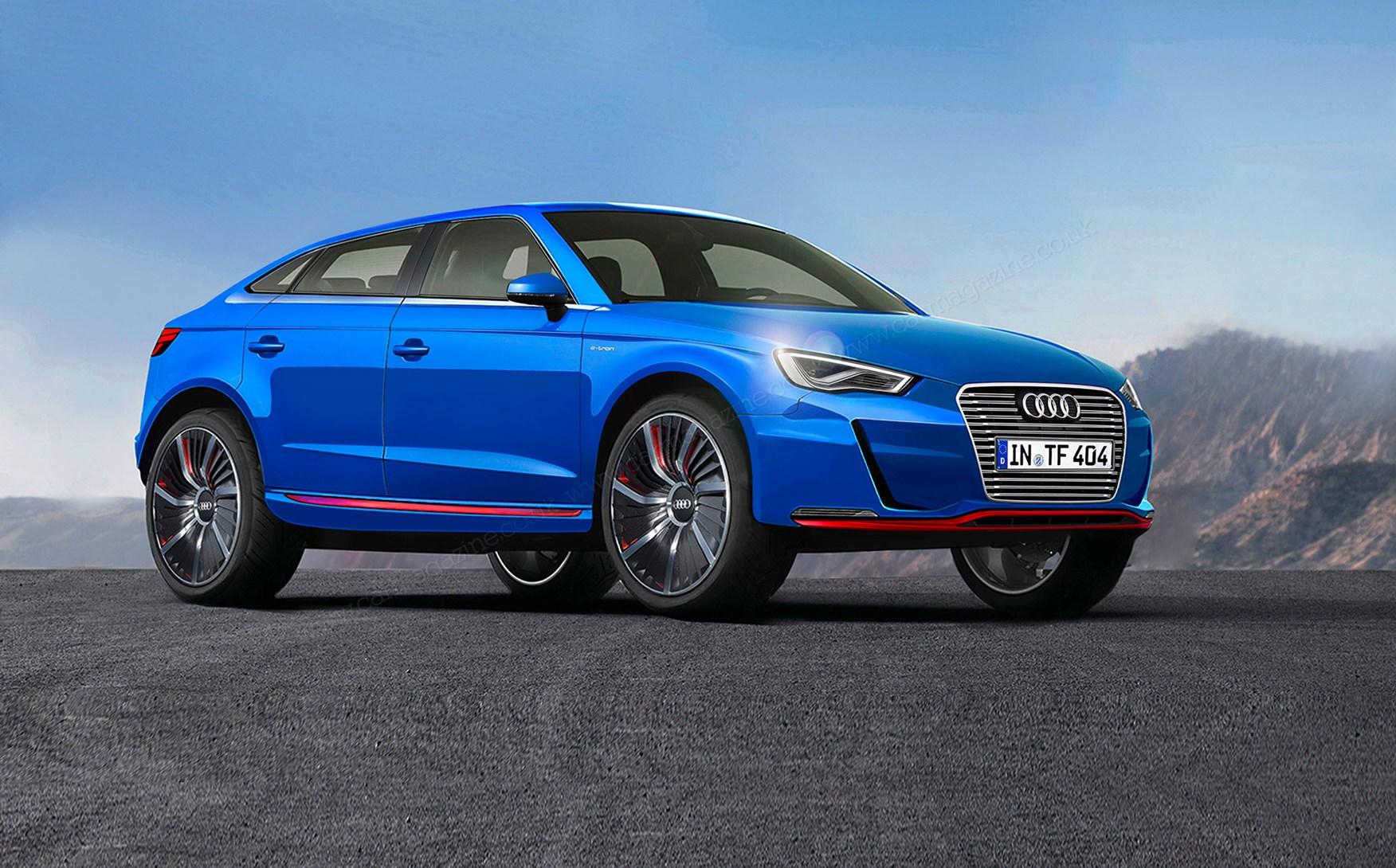 К 2020-ому году компания Ауди презентует три электромобиля