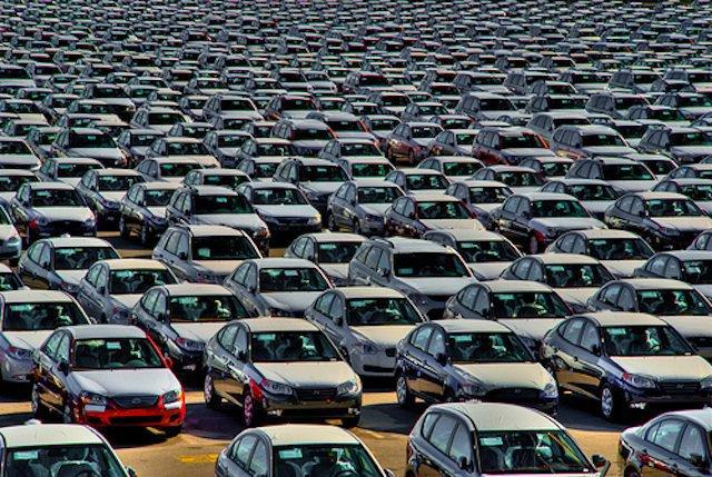 В российской столице выросло число водителей на18 процентов
