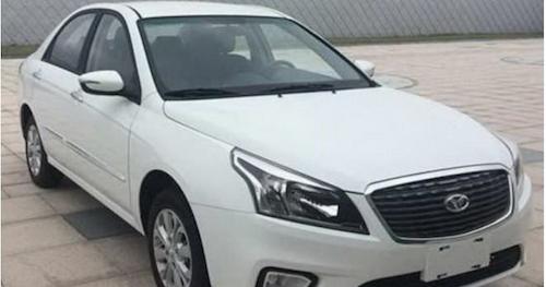 Электрический седан Horki 300E появится на рынке КНР