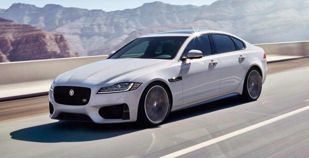 Jaguar анонсировал китайский удлиненный XF-L