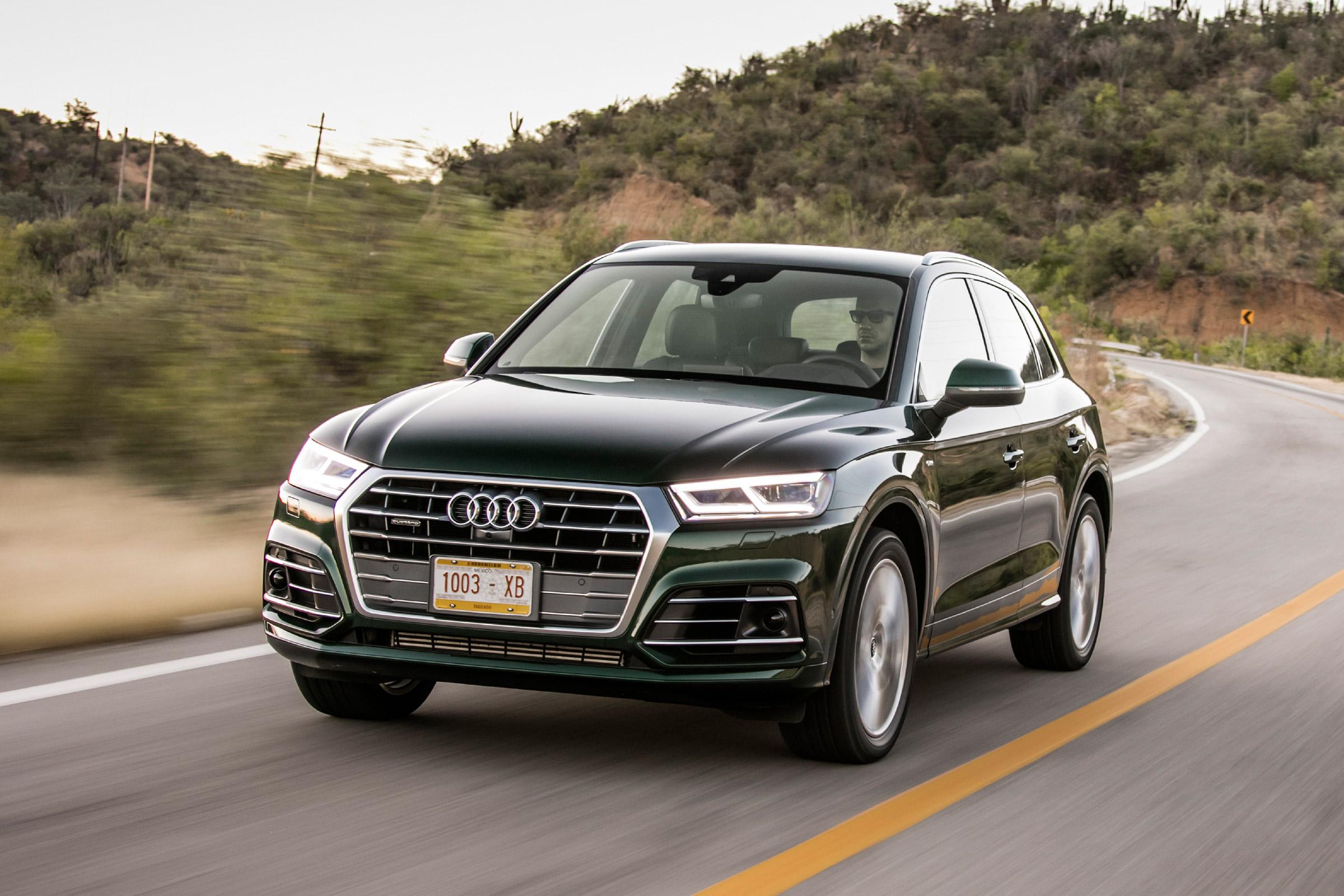 Самый мощный Audi Q5 дебютирует в сентябре