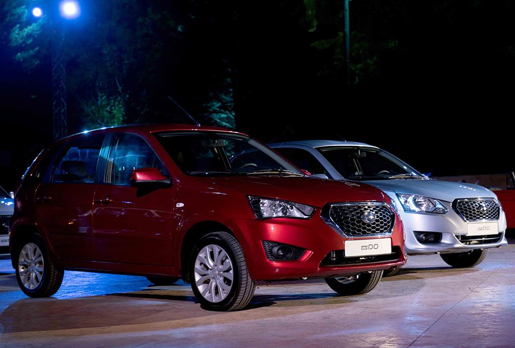Продажи Datsun в РФ увеличились