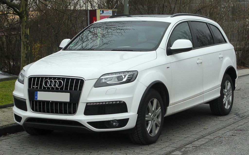 Обновленный Audi Q7 появится в России с дизельным мотором