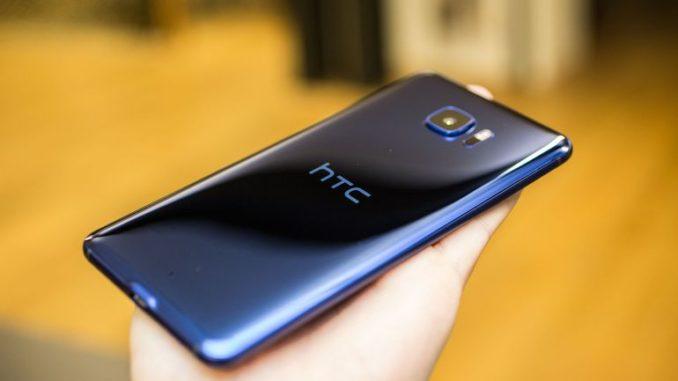 Вглобальной сети появились изображения концепта телефона HTC U12
