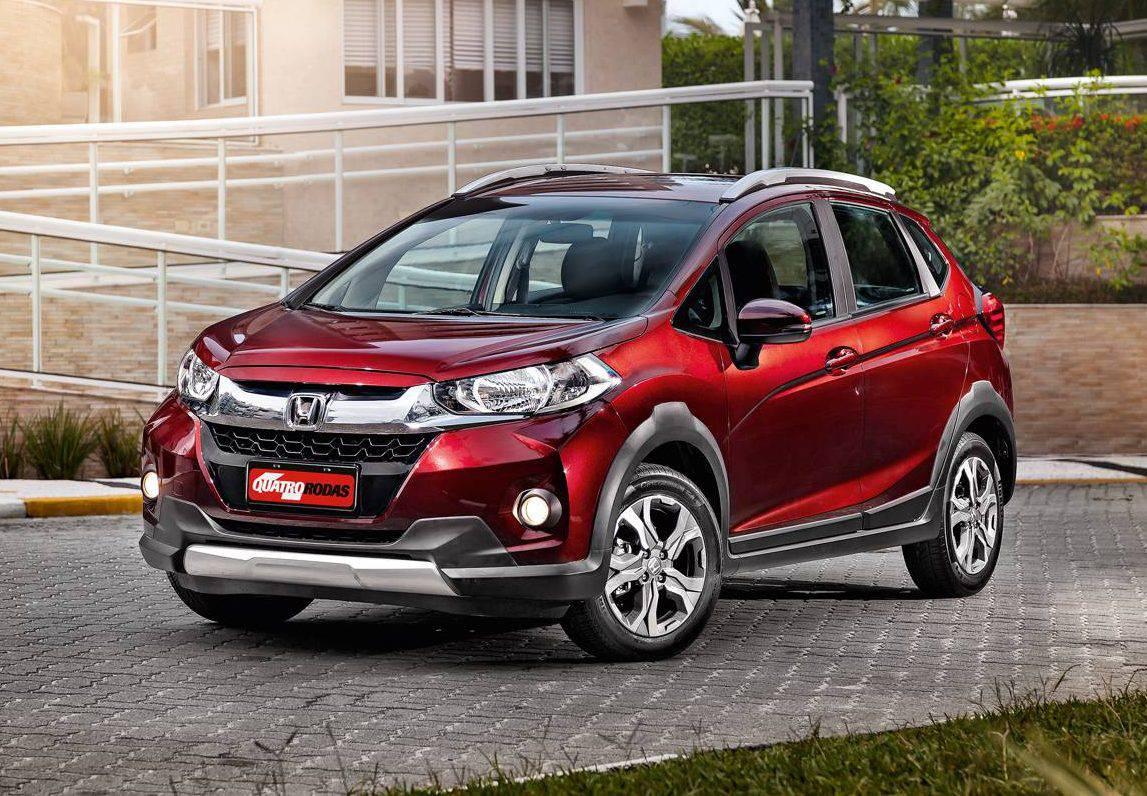 Хонда начала разработку Хонда WR-V обновленного поколения