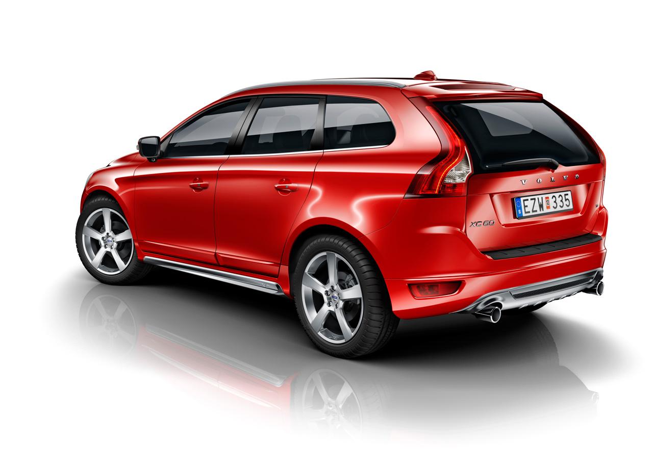 Компактный кроссовер Volvo добавит сегменту индивидуальности