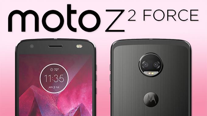 Смартфон Moto Z2 Force получит аккумулятор на2730 мАч итонкий корпус