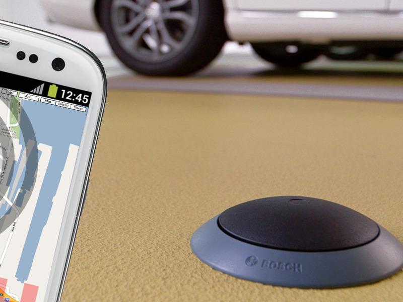 Daimler иBosch создали паркинг для беспилотных машин