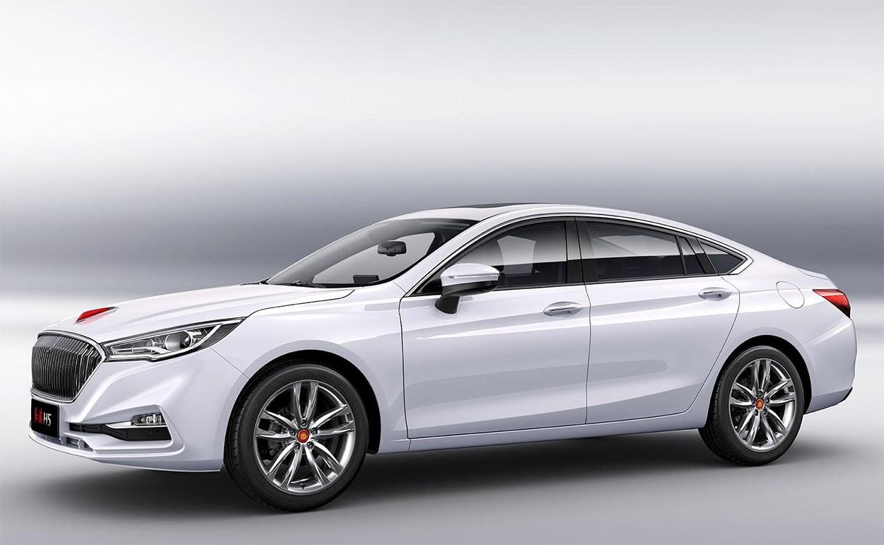 Роскошная копия Mazda 6 от компании FAW появится на рынке осенью