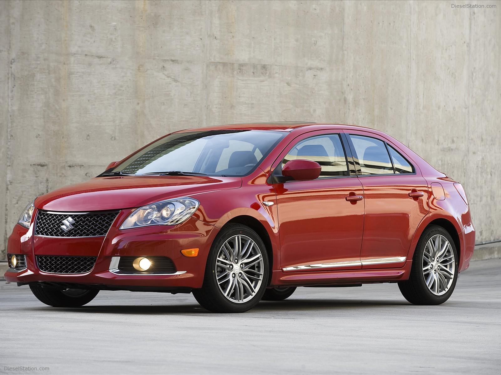 Компания Сузуки отзывает в Российской Федерации 11 авто