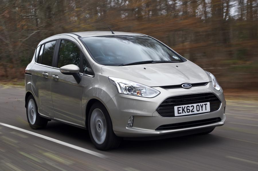 Форд прекратит производство модели B-Max