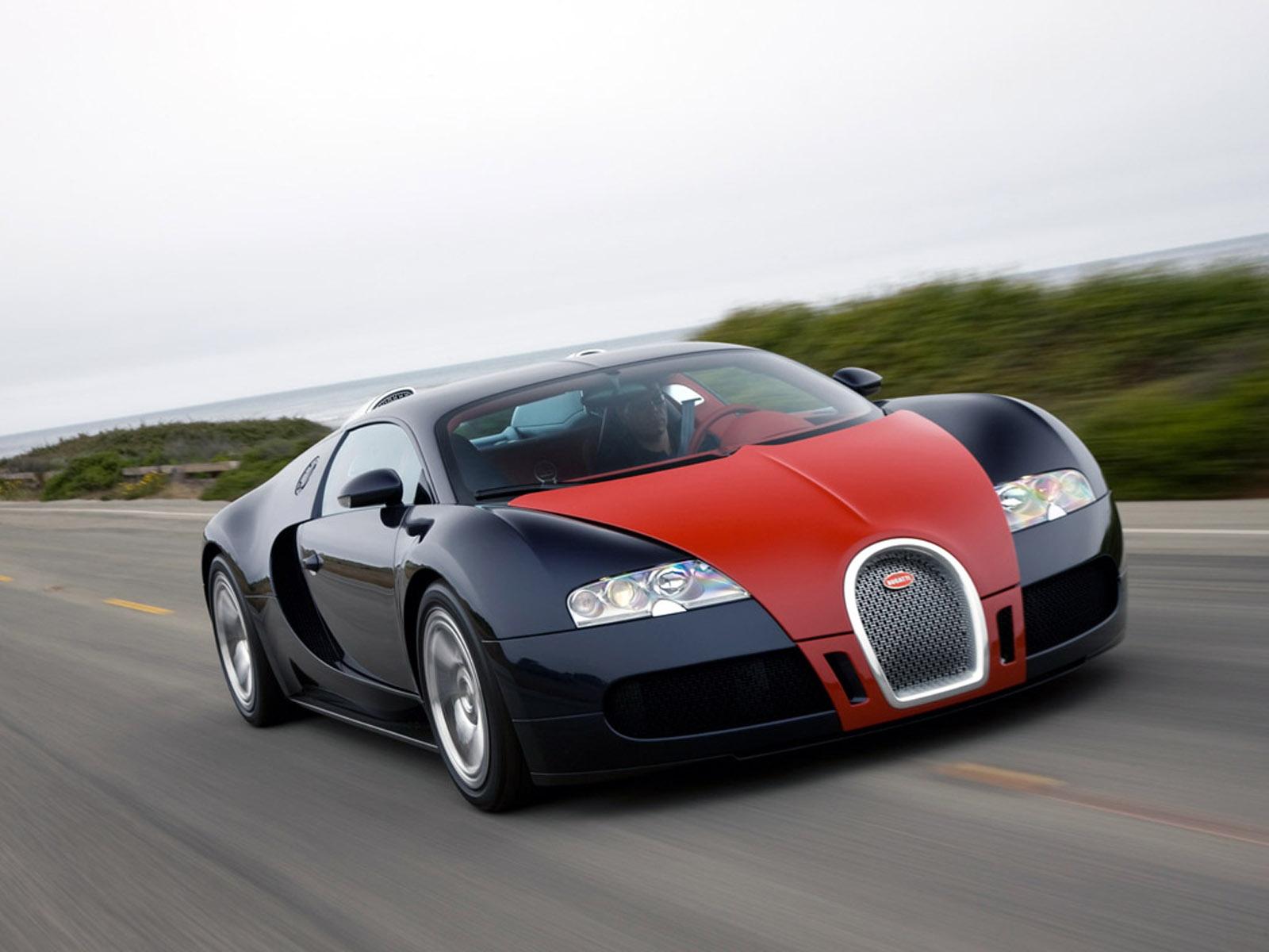Замена масла наBugatti Veyron стоит больше миллиона рублей