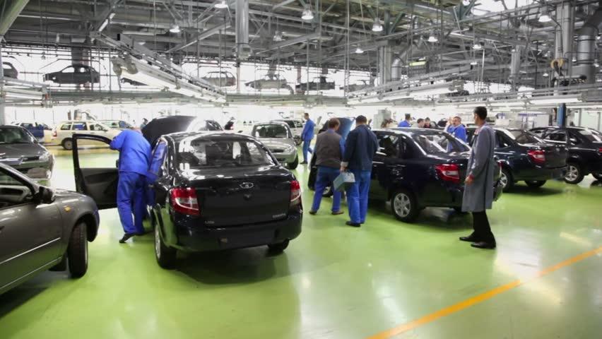 «АвтоВАЗ» увеличил экспорт авто Лада на76%