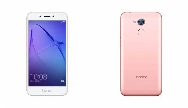 Huawei объявил цену на новый бюджетный смартфон Honor 6A для российского рынка