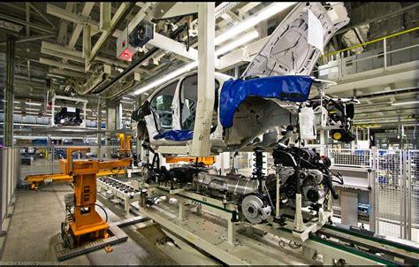 Калужский завод Volkswagen вернулся к работе после отпуска
