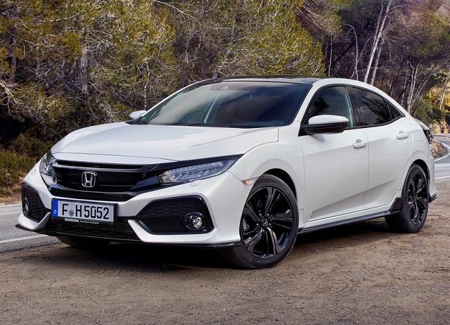 Наяпонском рынке стартовали продажи Хонда Civic