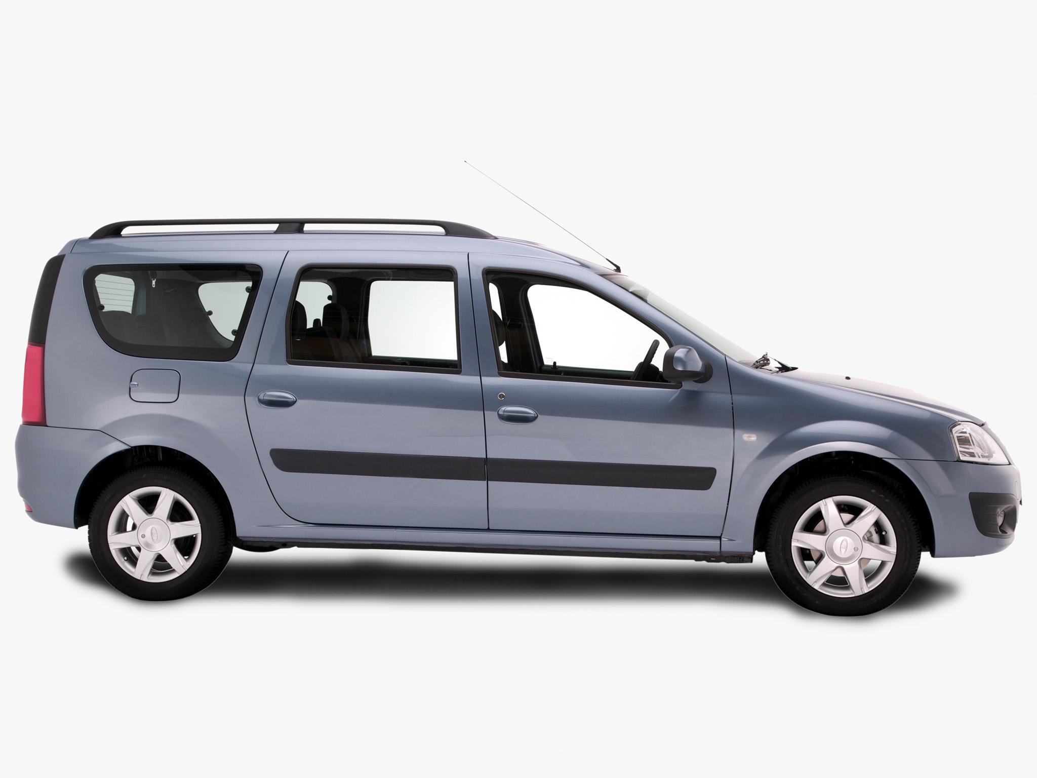 Продажи Lada Largus в первом полугодии выросли на 53