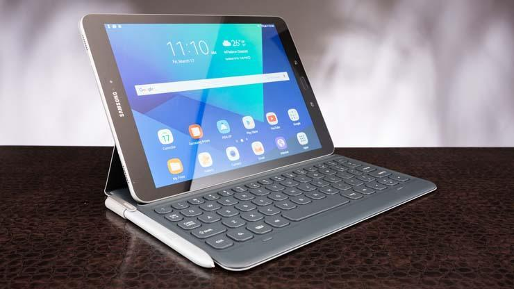 1 августа будет представлен планшет Samsung Galaxy Tab S4