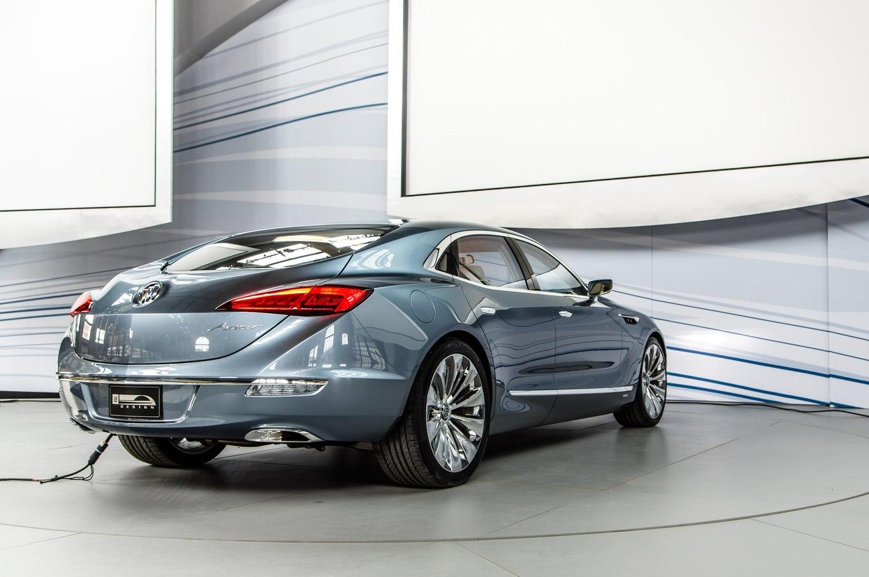 Лифтбек Buick Regal получил очаровательную версию Avenir