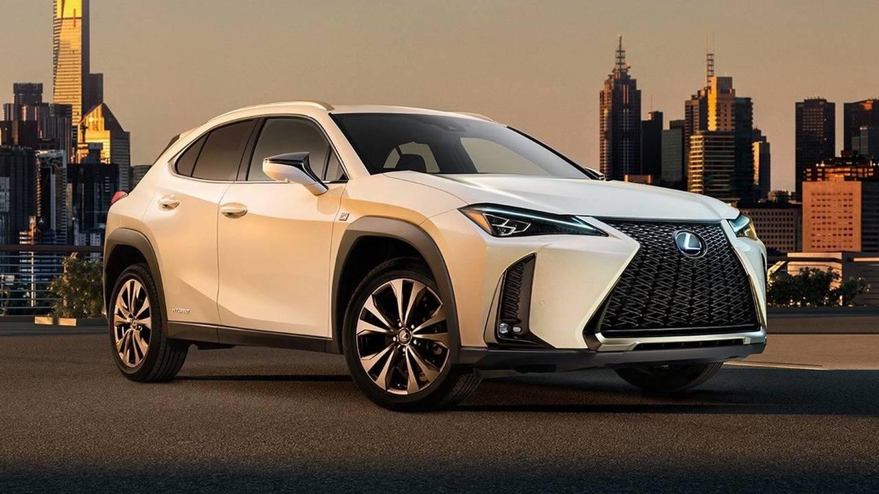 Lexus выведет на российский рынок свою самую бюджетную модель