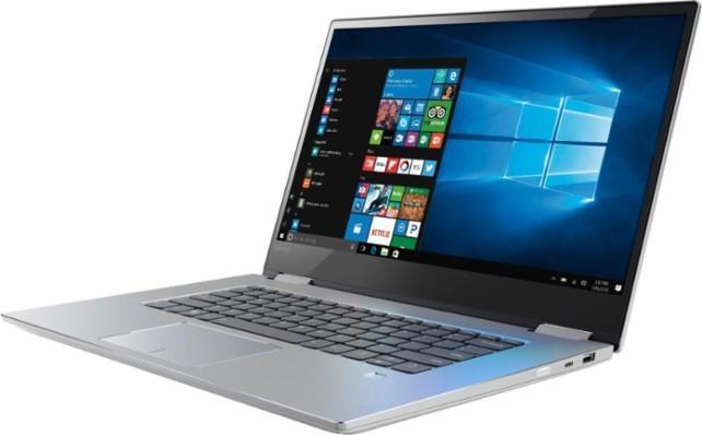 Ноутбук-трансформер Lenovo Yoga 720-15 доступен в Российской Федерации