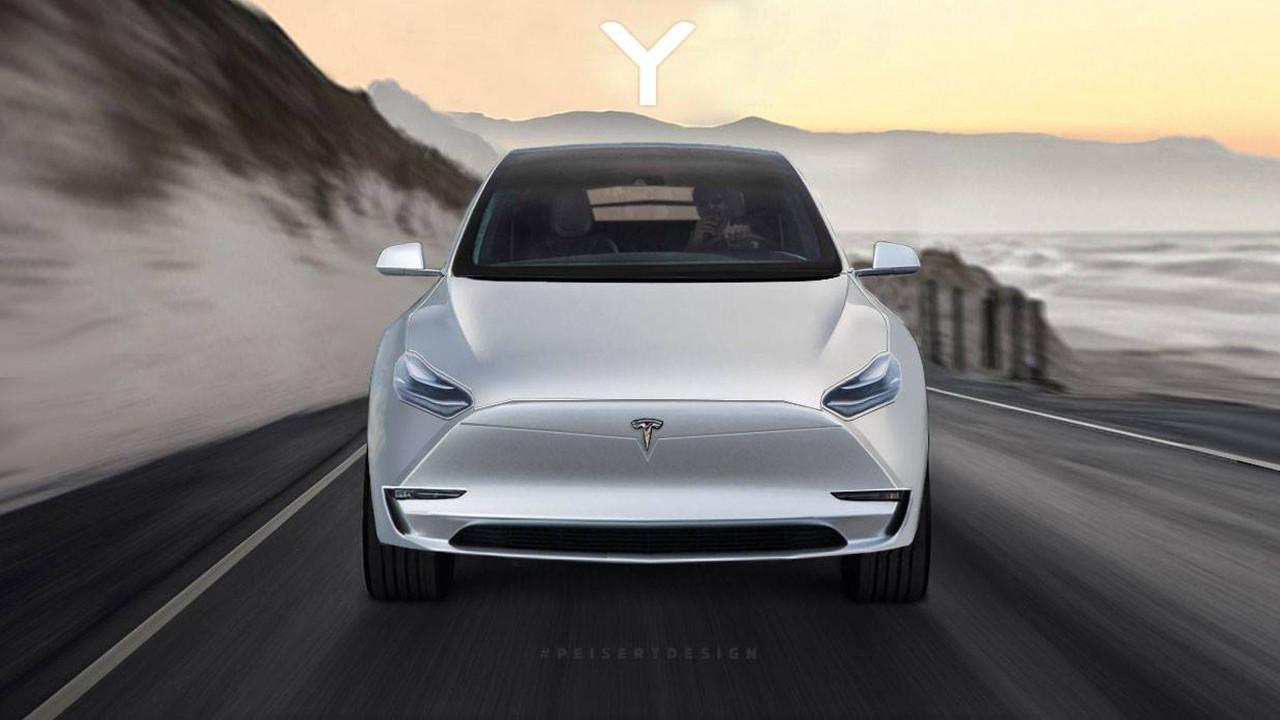 Модель Tesla Model Y построят на базе архитектуры Model 3