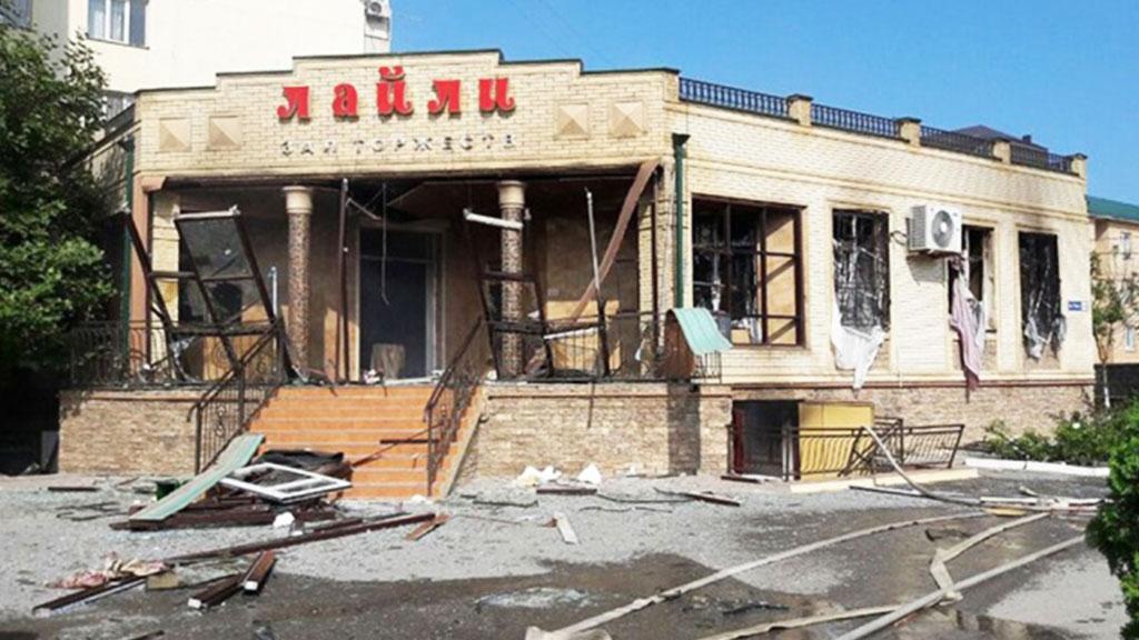 Роспотребнадзор продолжает проверки банкетных залов Махачкалы после взрыва 1августа