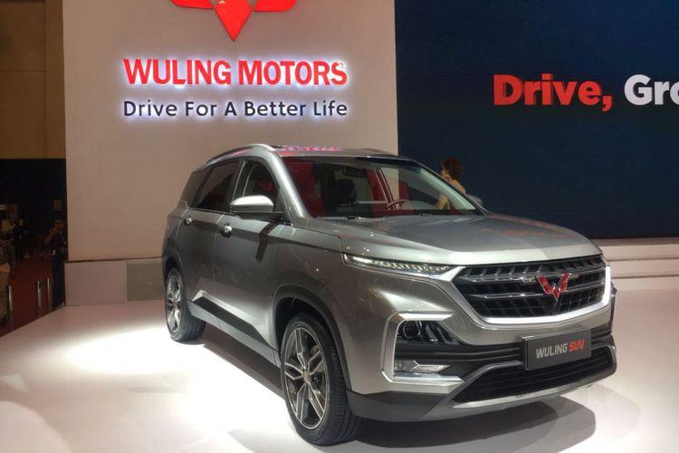 Перелицованный Baojun 530 будут торговать под маркой Wuling