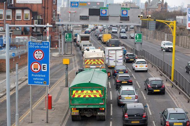 Английские дороги смогут поглощать вредные выбросы