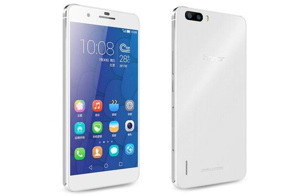 На территории России начались продажи бюджетного смартфона Huawei Honor 6A