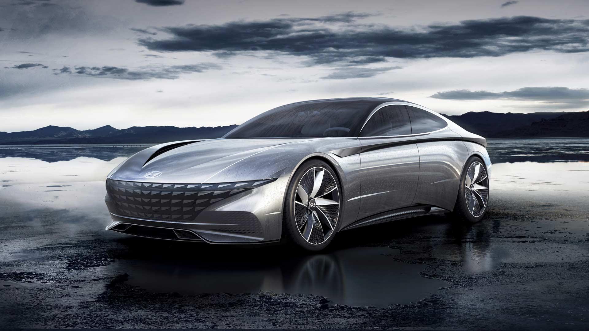 Компания Хендай собирается подизайну превзойти авто Альфа Ромео