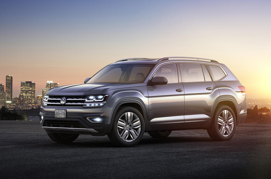 Volkswagen Atlas не заслужил оценку Top Safety Pick Plus