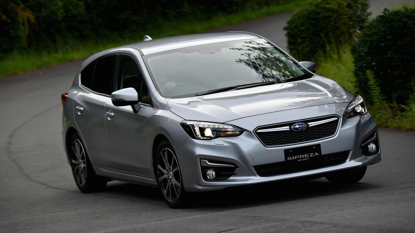 Самым практичным автомобилем 2017 года специалисты  назвали Субару  Impreza
