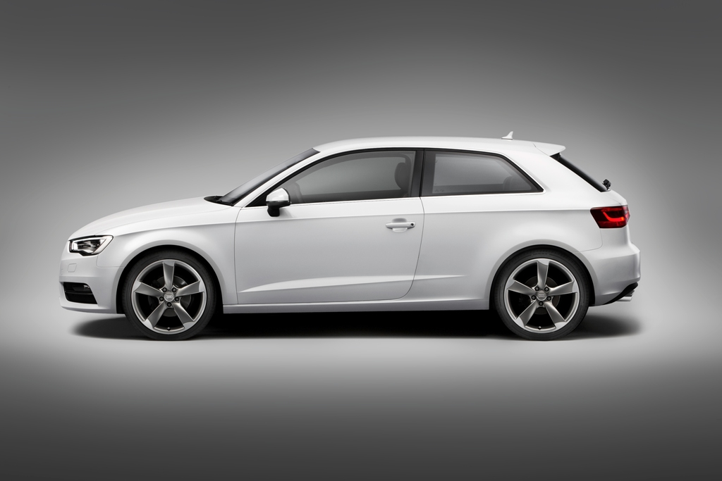 Audi откажется оттрехдверной версии A3