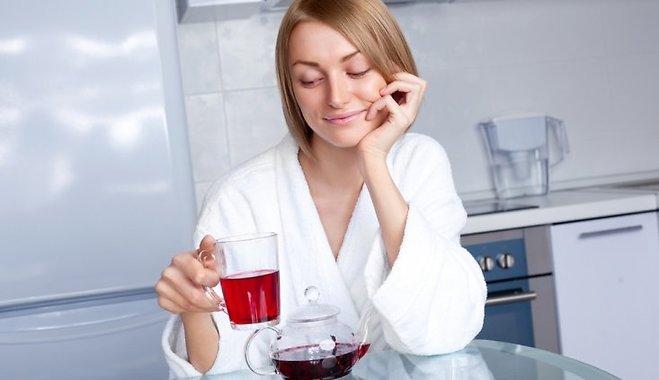 Ученые поведали о воздействии чая на дамское здоровье