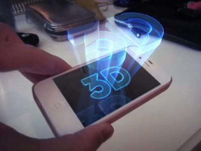 Вскоре впродаже появятся 3D-голограммы