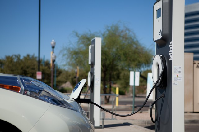 ВТверской области ивсей России электро-автомобили получат преимущество