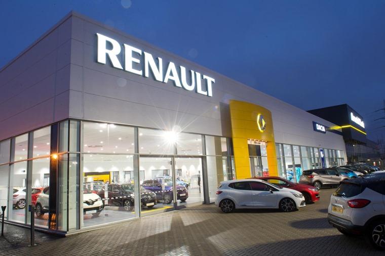 Продажи Рено в Российской Федерации возросли на17,4% засемь месяцев